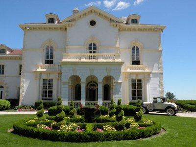 Rhode Island Astor Family Homes