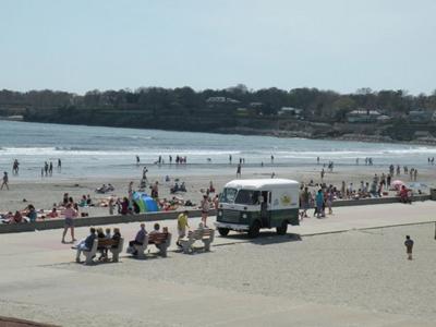 Easton's Beach