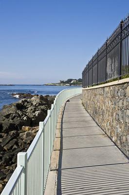Cliff Walk - Newport RI