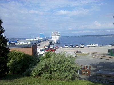 Pier 2 - Newport Naval Base