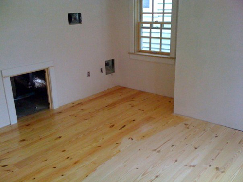 Refinishing Hardwood Floor The Easy Way - Free Articles, Free Web