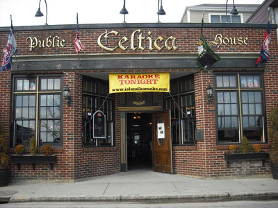 Celtica Irish Pub Newport RI