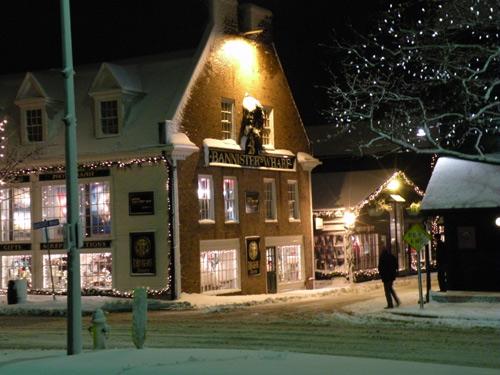 christmas in newport