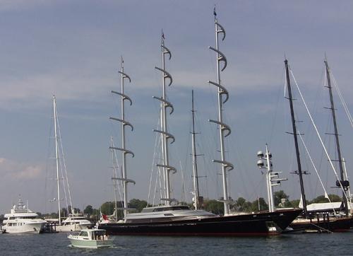newport harbor cruise