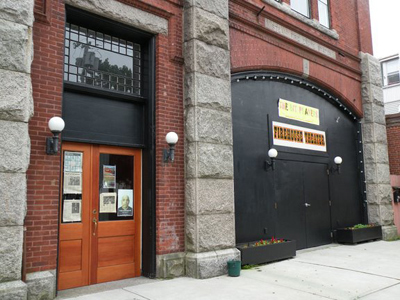 newport firehouse theater