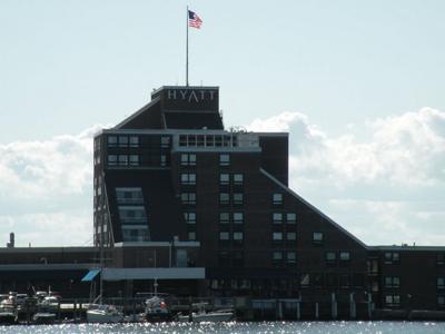 Hyatt Newport Luxury And Relaxation On Newport S Goat Island