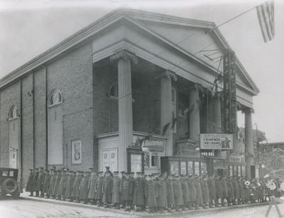The Strand Theater (now Jane Pickens Theater)