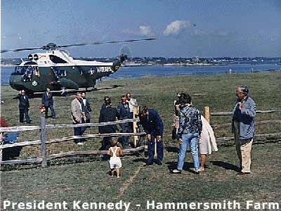 JFK-hammersmith-farm-newport ri