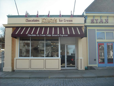 kilwins chocolate newport ri