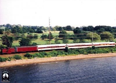 Newport Dinner Train