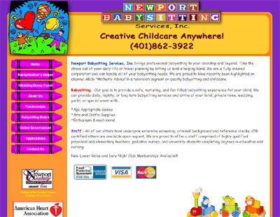 Newport Babysitting Services