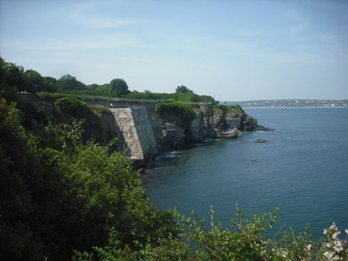 newport cliff walk