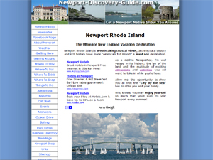 newport discovery guide