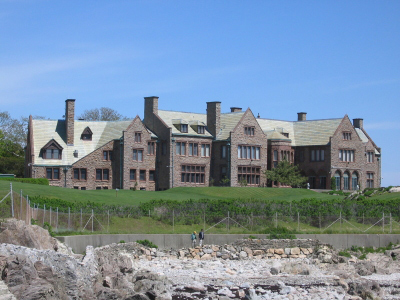 newport mansions rough point