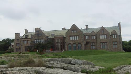 newport rhode island mansions