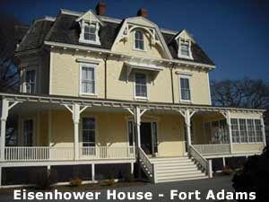 eisenhower house newport ri