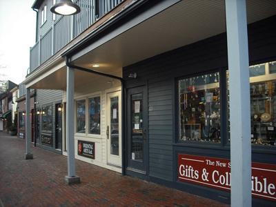 Newport RI shops