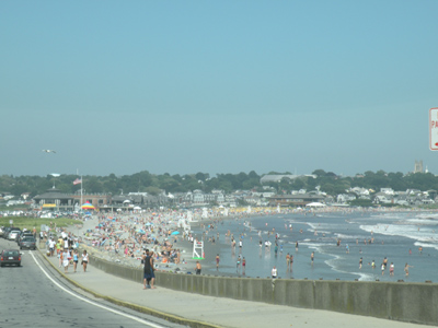 newport ri beaches