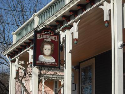 Sarah Kendall House Newport RI