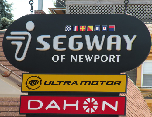 segway of newport