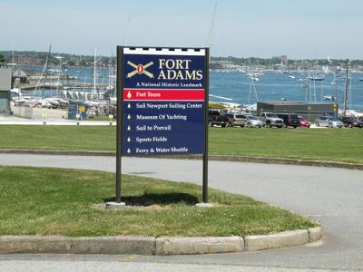 Fort Adams - Newport RI