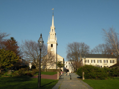 trinity church newport ri
