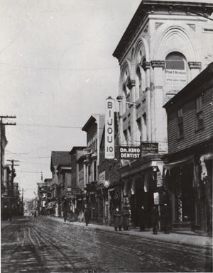 bijou theater newport ri