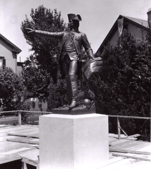 rochambeau statue newport ri