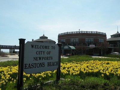 Easton's Beach - Newport RI