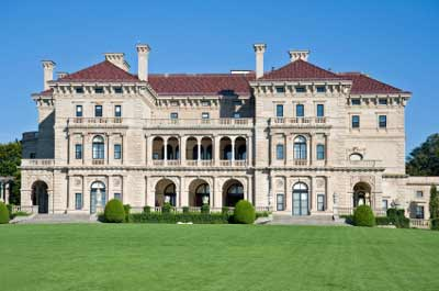 Breakers mansion - Newport RI
