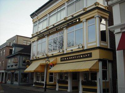 Brick Alley Pub - Newport RI