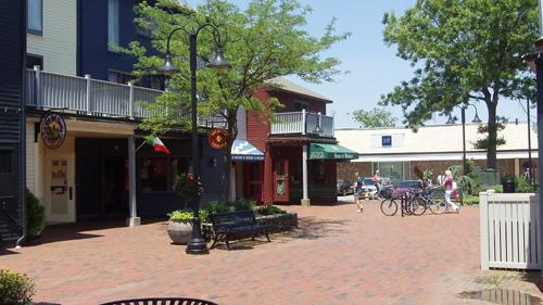 Brick Market Place Newport RI