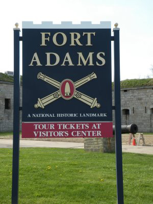 Fort Adams Newport Rhode Island