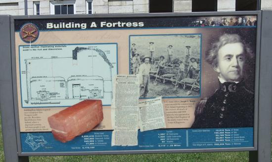 fort adams tour
