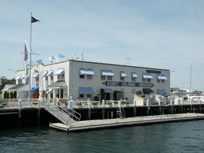 Goat Island Marina Newport RI