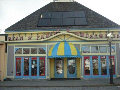 newport ri arcade