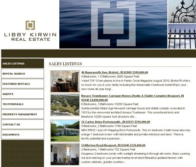 libby kirwin real estate