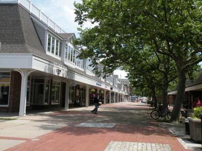 Long Wharf Mall Newport RI