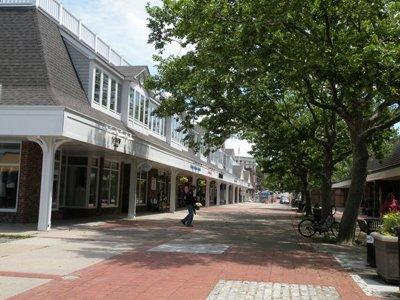 Long Wharf Mall Newport RI