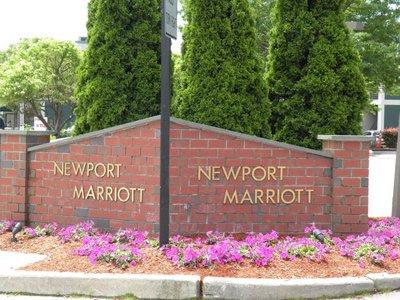 mariott newport