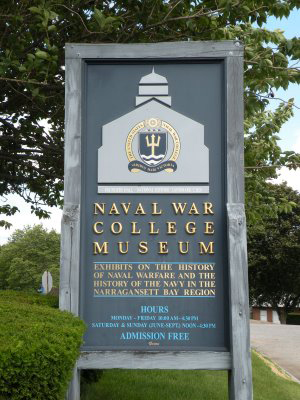 naval war college museum