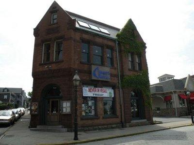 newport blues cafe