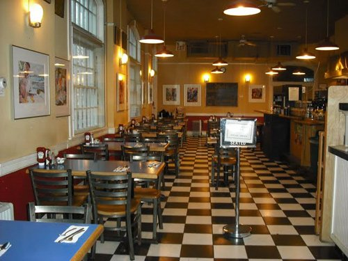 newport coffee shops