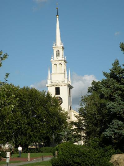 trinity church newport ri