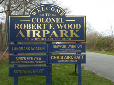 Newport RI Airport