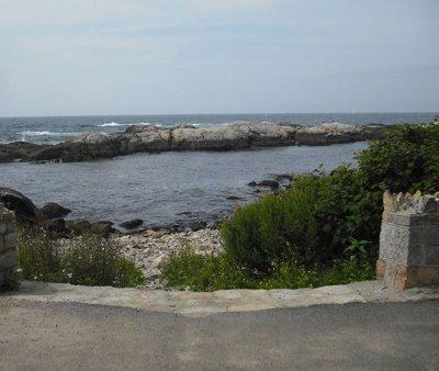 newport cliff walk
