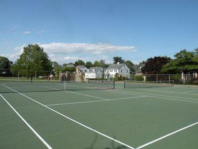 newport tennis