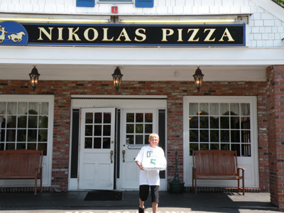 Nikolas Pizza Newport RI