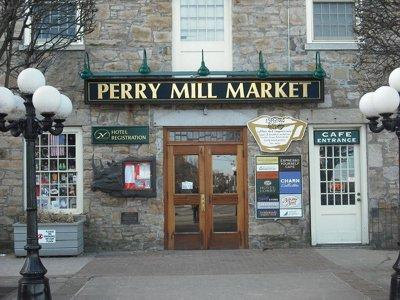 perry mill market newport ri