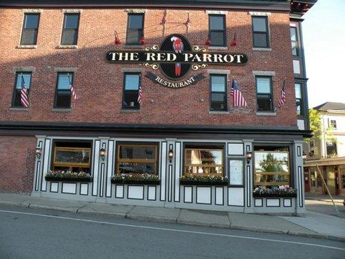 newport rhode island restaurants